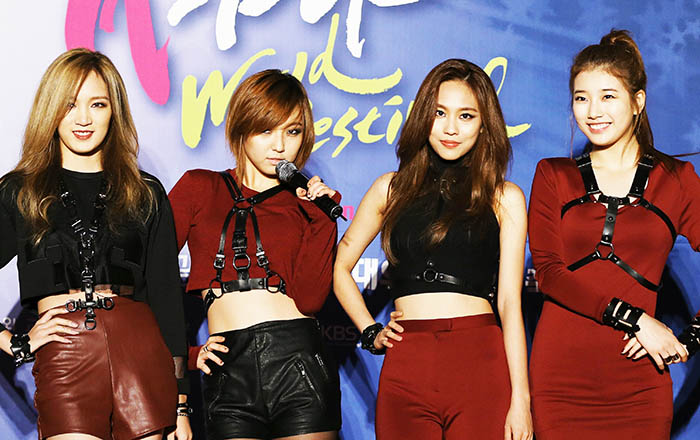 miss A TOGETHER