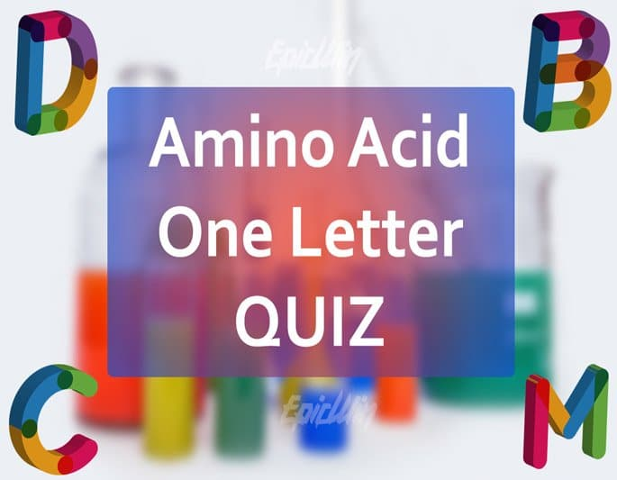 amino acid one letter code banner