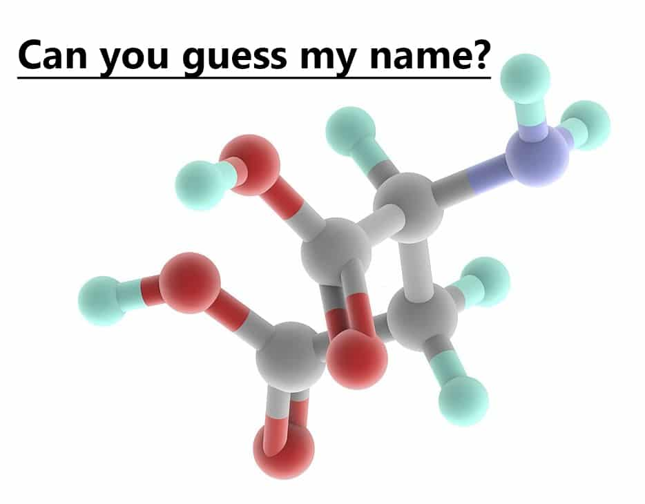 guess the name of this amino acid