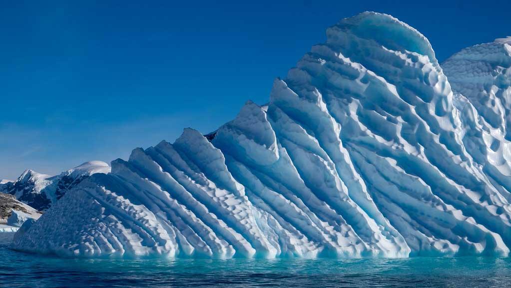 antarctica geography trivia