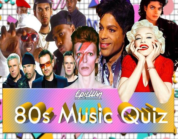image multiple 1980s music artists