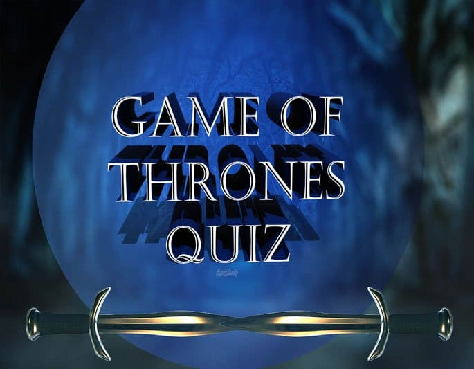 our game of thrones character quiz