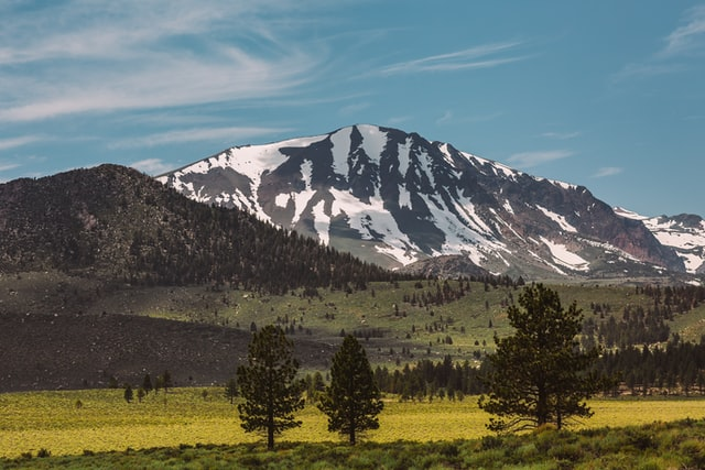 image of north american mountain for the quiz