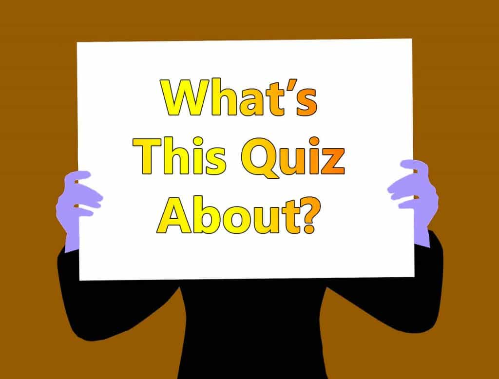 what is this quiz about