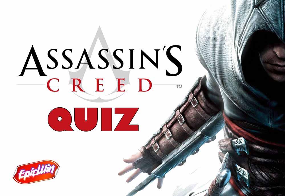 assassins creed quiz