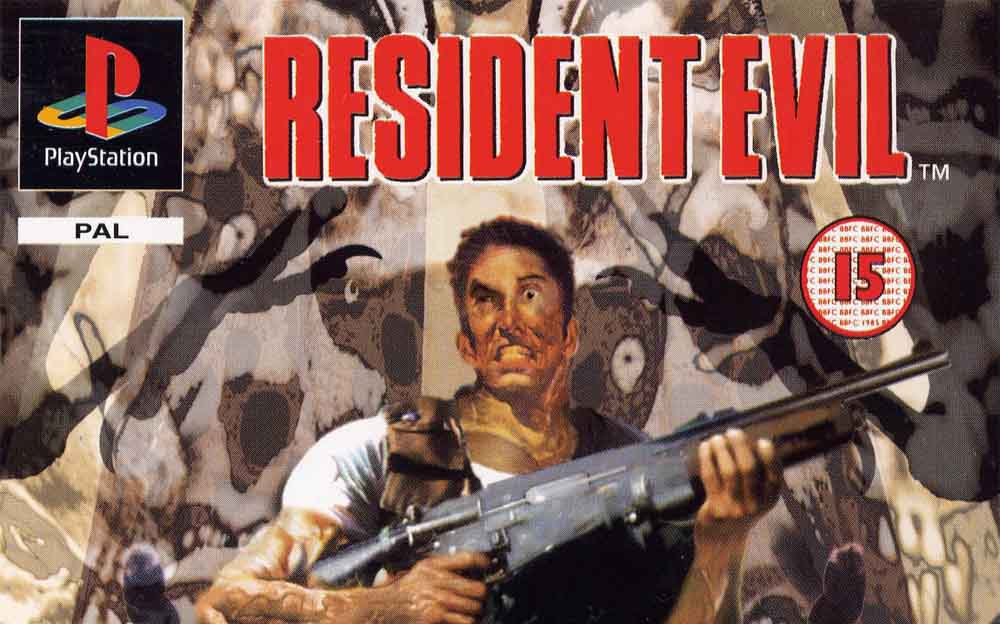 first resident evil game