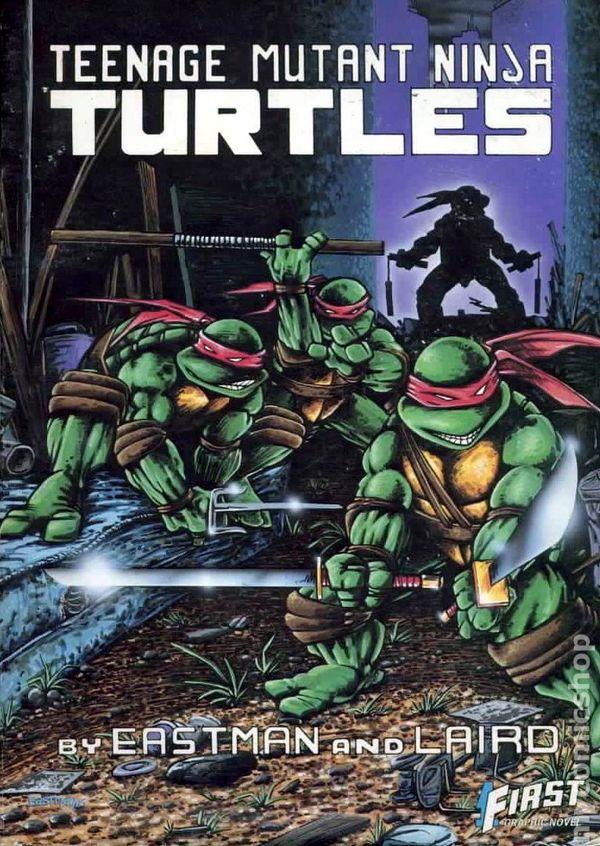 first ninja turtles edition