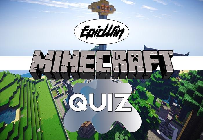 minecraft quiz banner