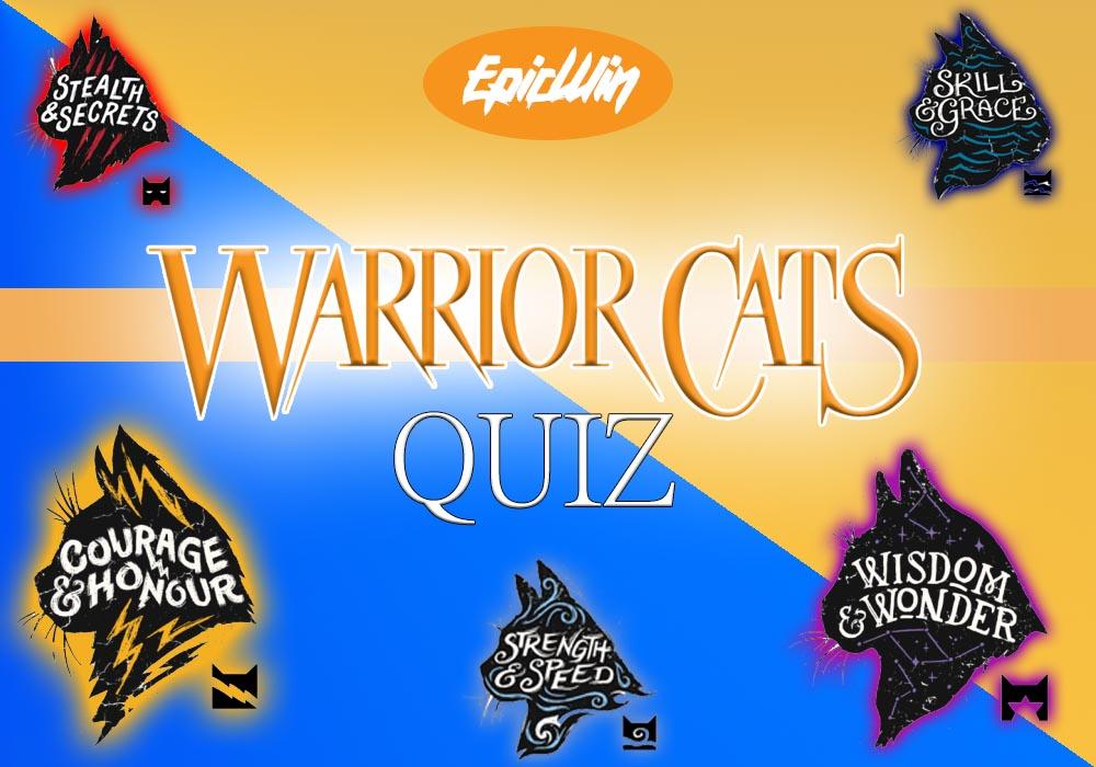 warrior cats quiz