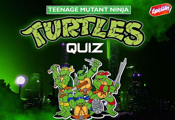 ninja turtles quiz