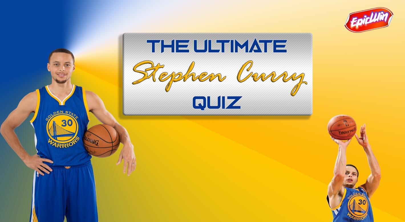 steph curry quiz